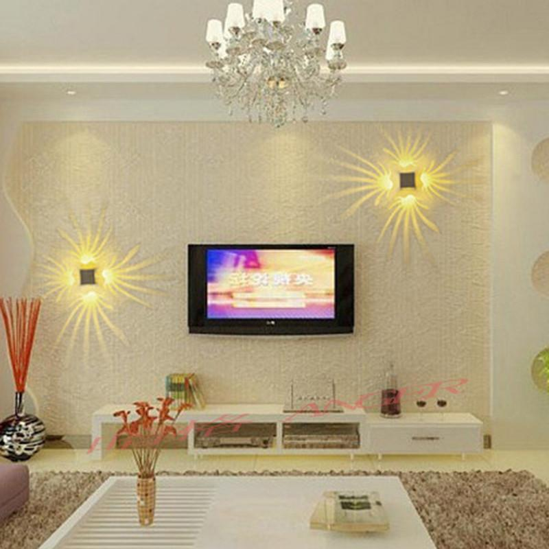 Led Christmas Wall Lights : LED Wall Lights KTV Christmas Decorate Lamps LED indoor Wall Lamp Luminaire eBay