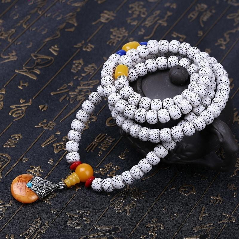 how to make buddhist meditation beads
