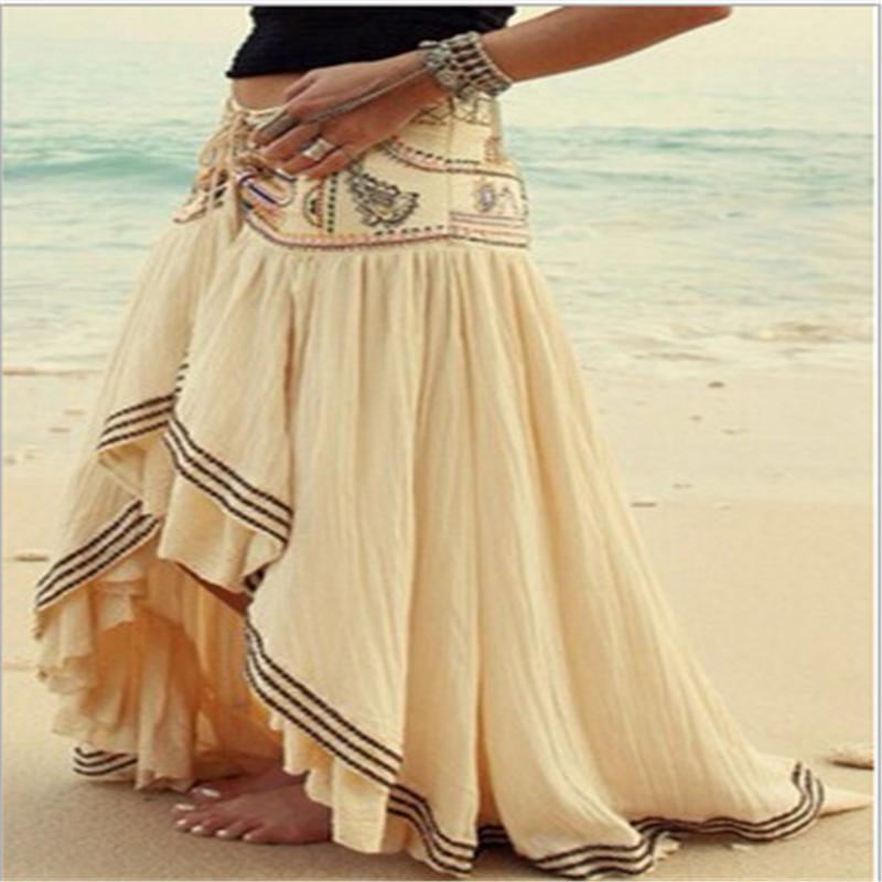 Gypsy Boho Skirt 14