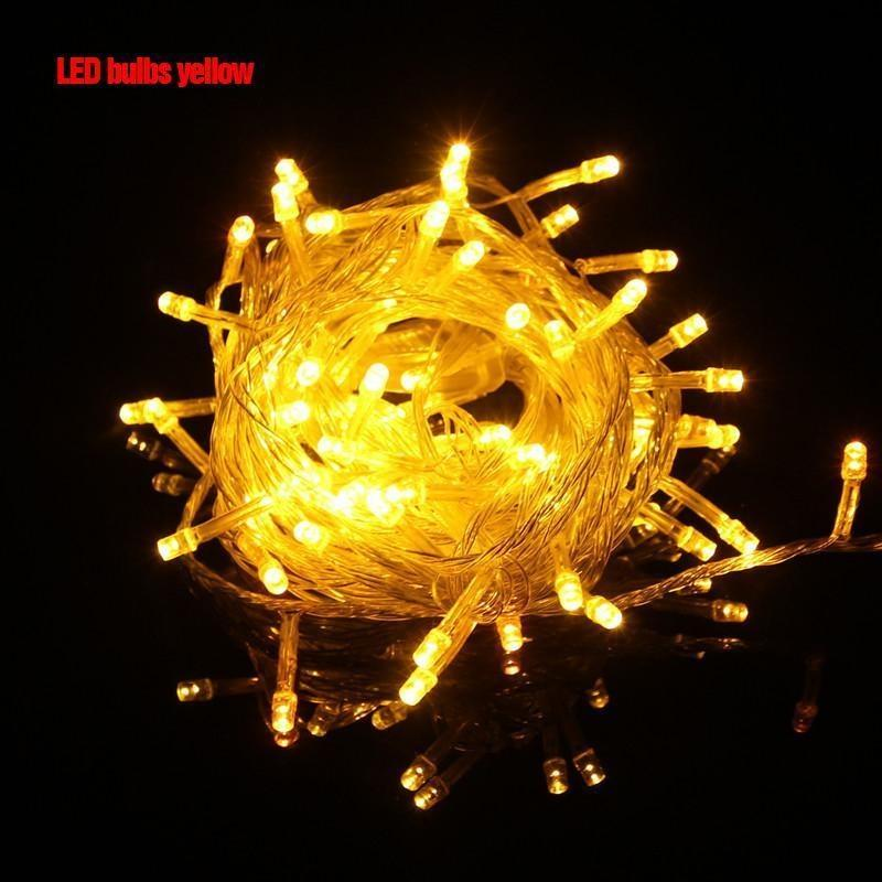 100led 10m String Fairy Lights Christmas Wedding Party