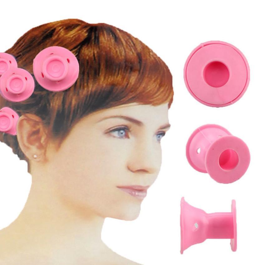 Silicone Hair Curling Tool Hair Care Diy Peco Roll Hair