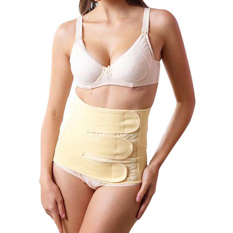 how to wear belly band after c section