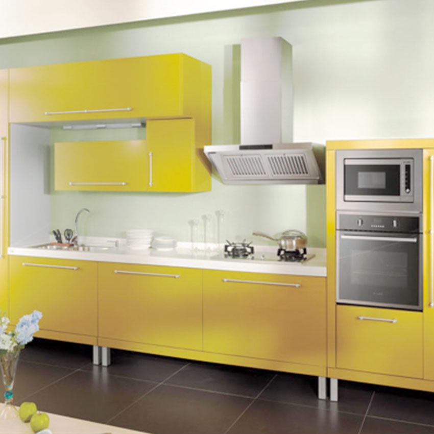 Quality Kitchen Cabinets: High Quality ! Kitchen Cabinet PVC Self-Adhesive Wallpaper