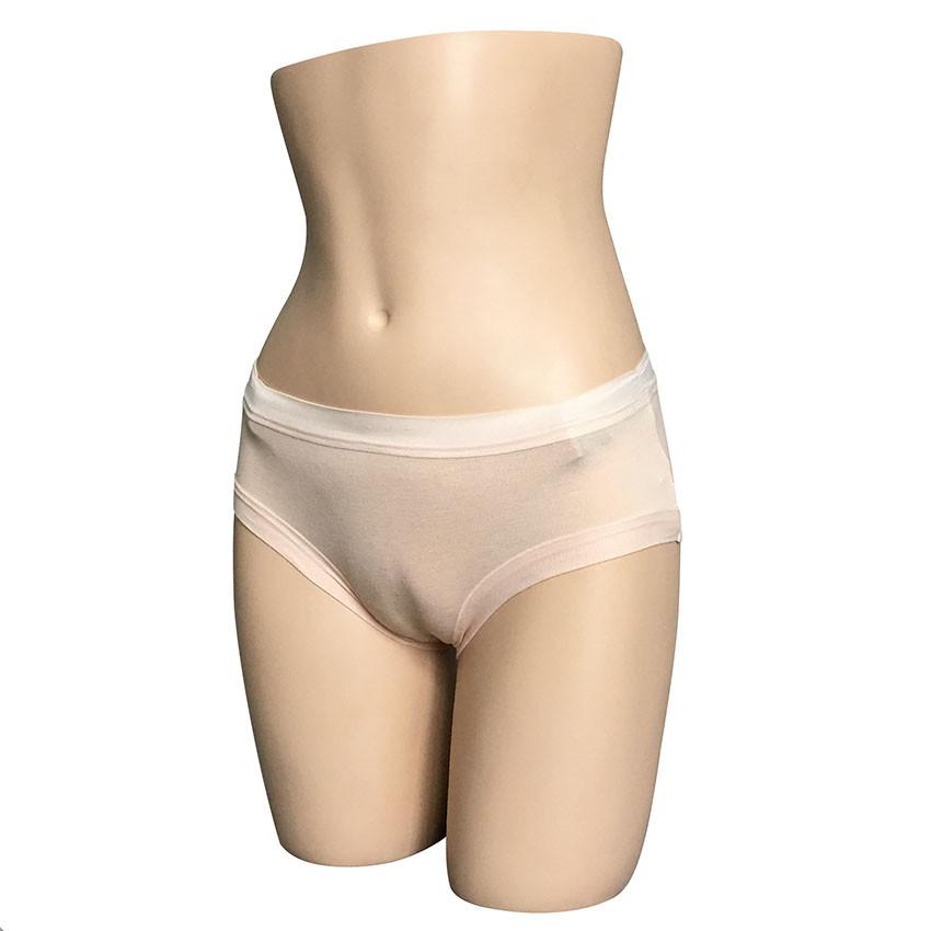 Silicone Straps Camel Toe Fake Vagina Hide Penis Thongs -6225