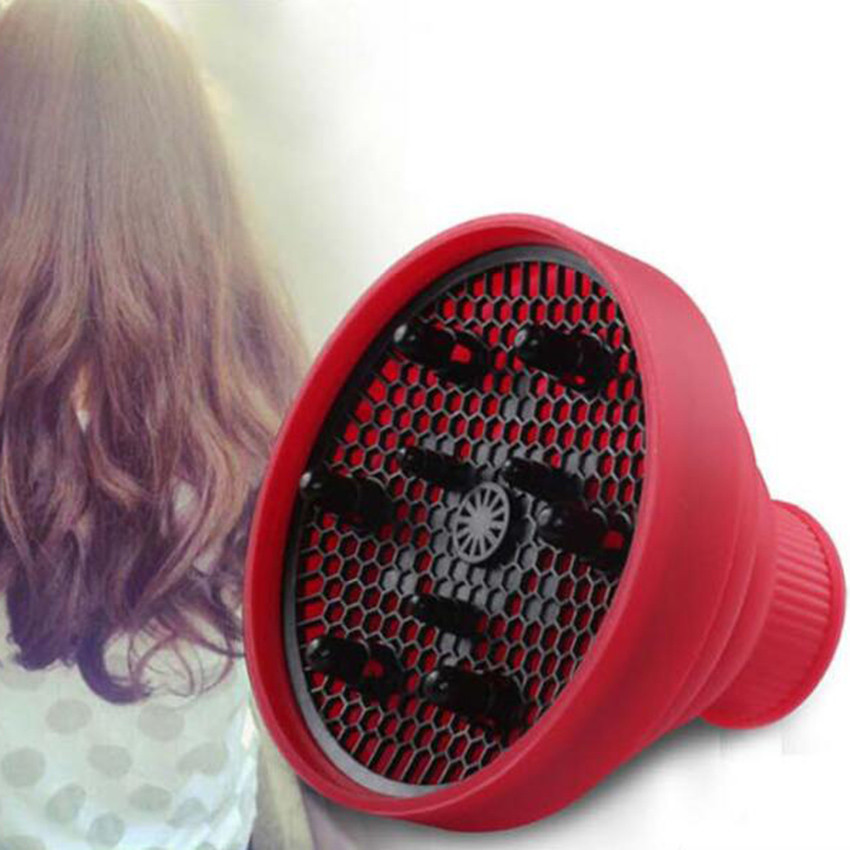 Hair Dryer Cover With Diffuser Attachment Diffuser FOR Curly Hair Accessory Curl
