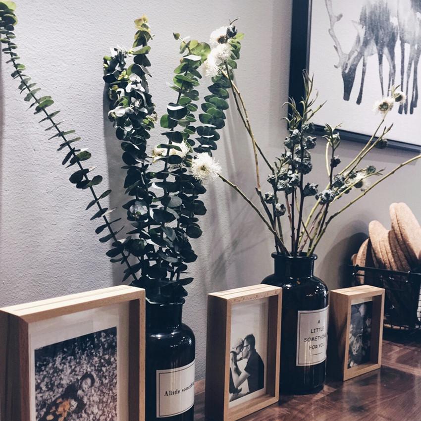 Bouquet Artificial Eucalyptus Leaf Fake Plant for DIY Wedding Home Decor    eBay