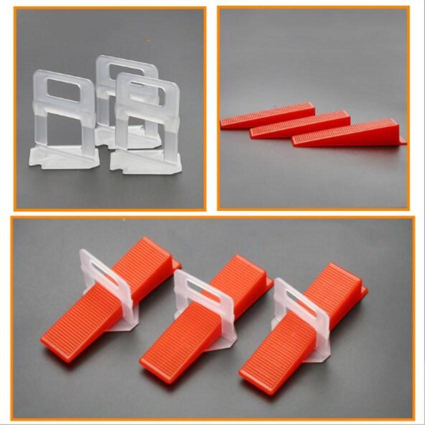 100pcs Tiles Leveler Spacers Lippage Tile Leveling System